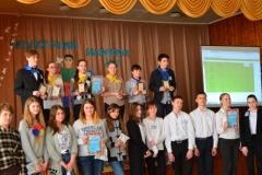 переможці Екологічного марафону